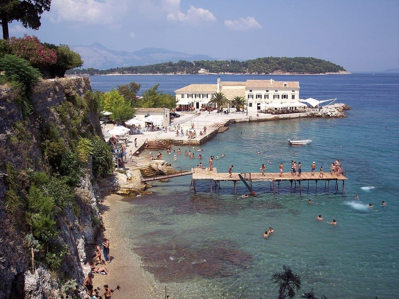 Corfu Grecia Griega Grecia