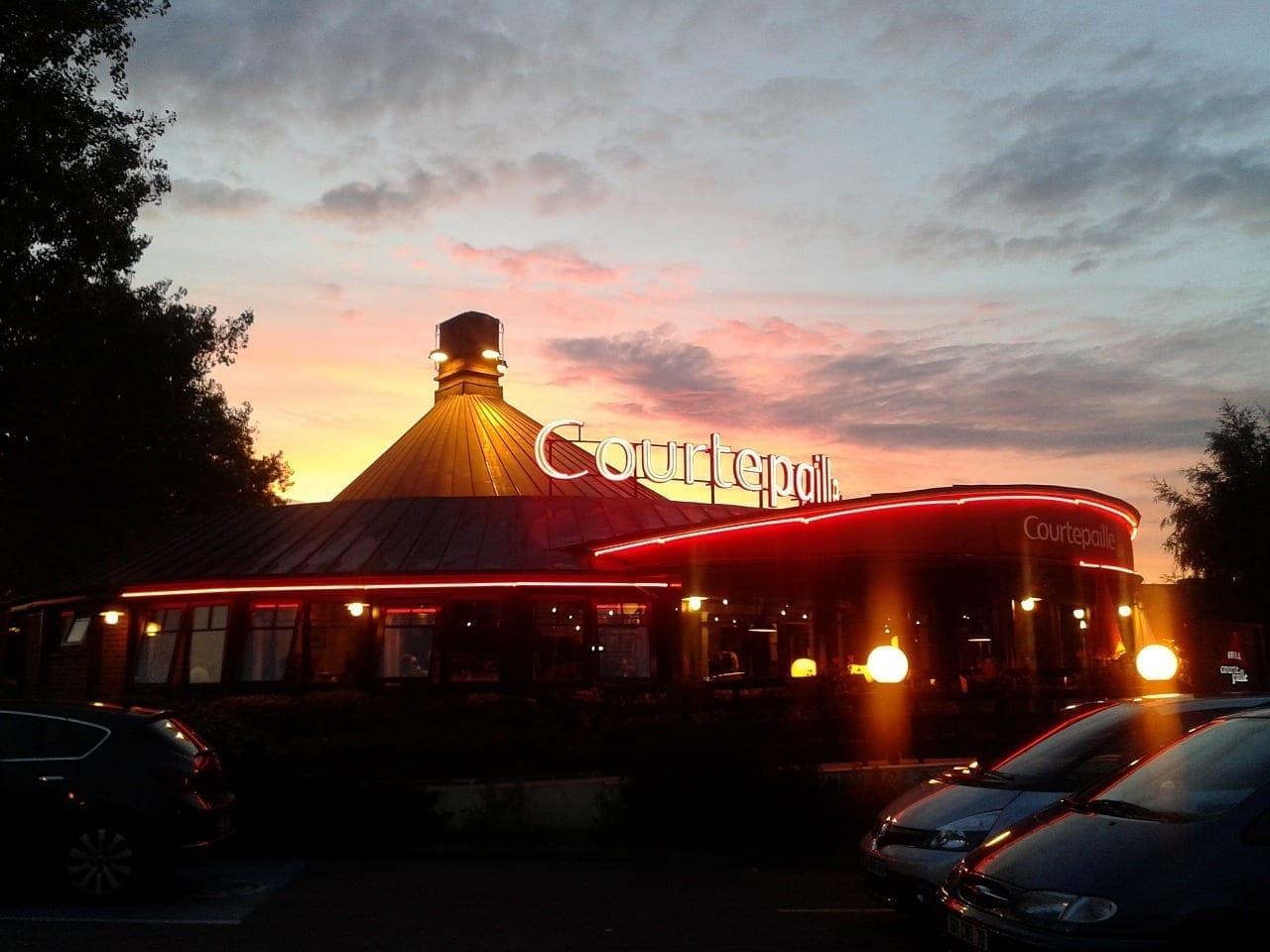Courtepaille Rouen Normandía Francia