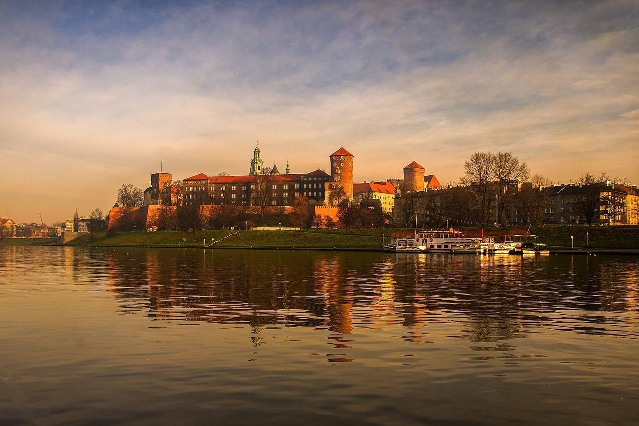 Cracovia Castillo Wisla Polonia