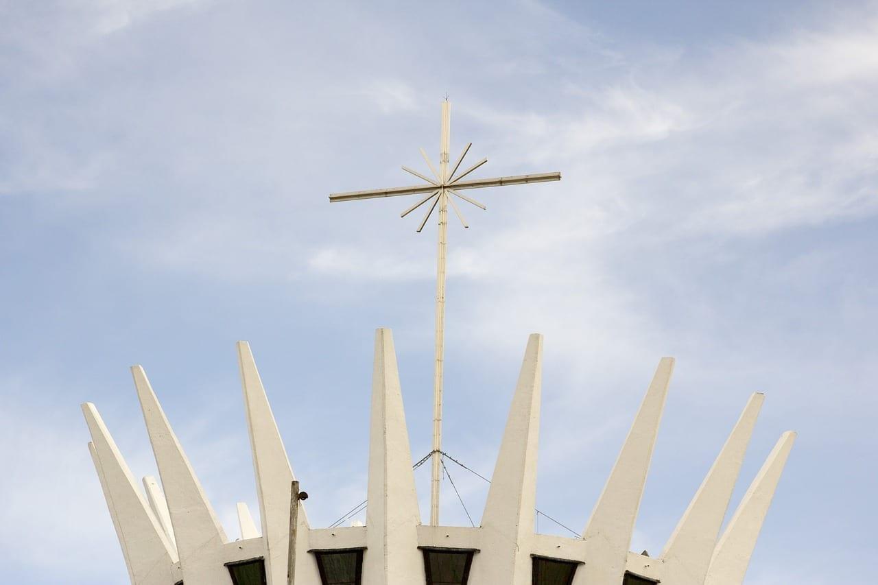 Cruz Catedral Brasilia Brasil