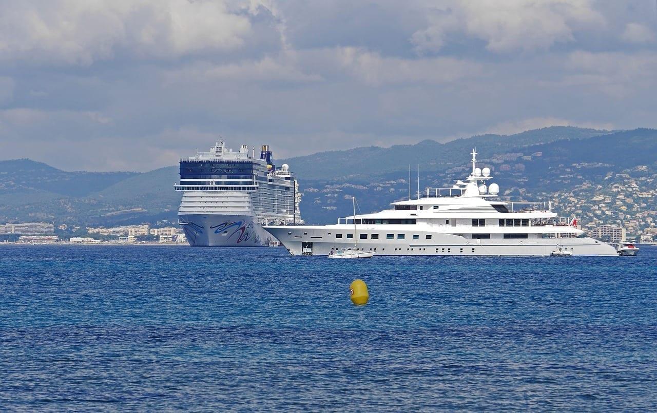 Cruzados Bahía Cannes Francia