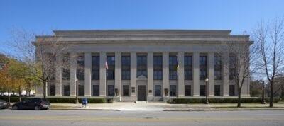 Cuartel General de la Legión Americana Indianapolis Estados Unidos