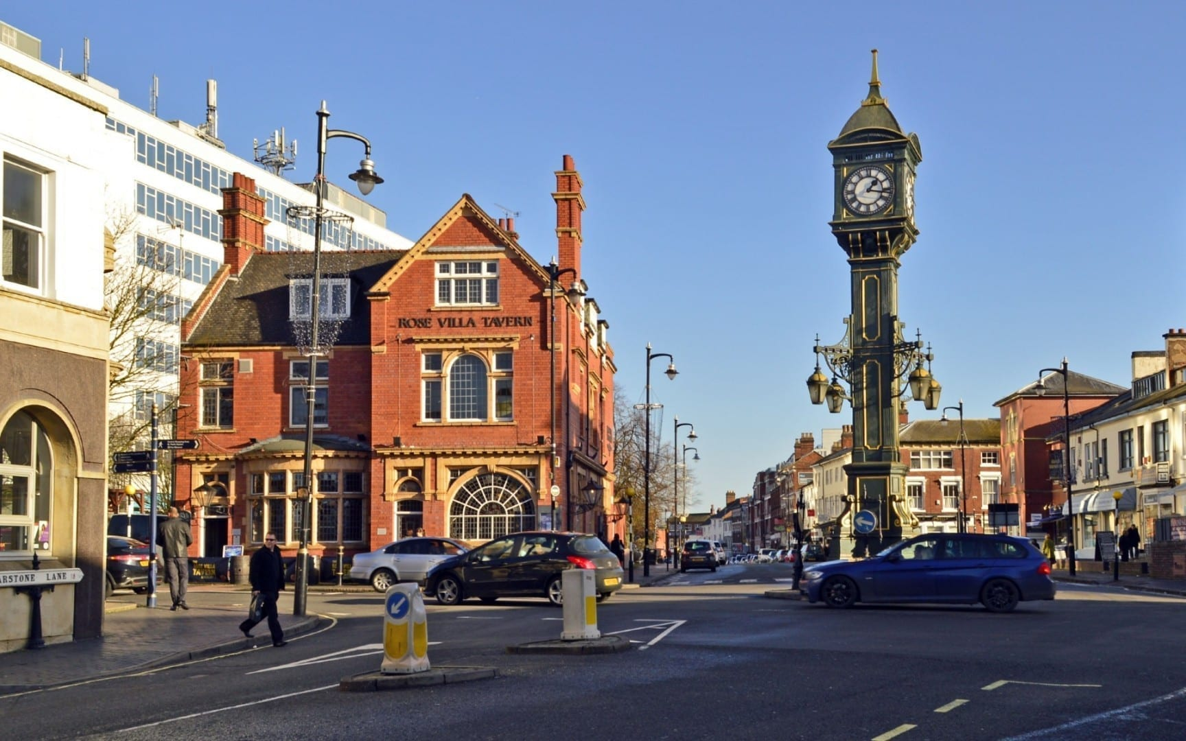 Cuarto de la joyería Birmingham Reino Unido