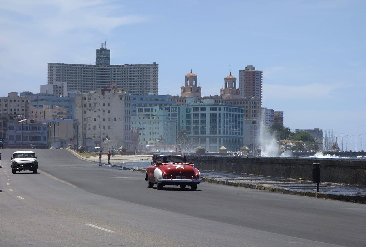 Cuba La Habana Mar Cuba