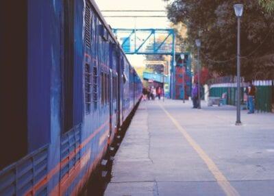 Delhi India Tren India