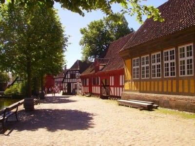 Den Gamle By (The Old Town) Aarhus Dinamarca