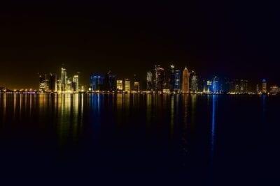 Doha Qatar Mezquita Catar