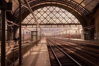 Dresden Estación De Viaje Alemania
