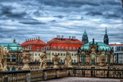 Dresden Stadt Hdr Alemania