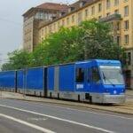 Dresden Tranvía Alemania Alemania