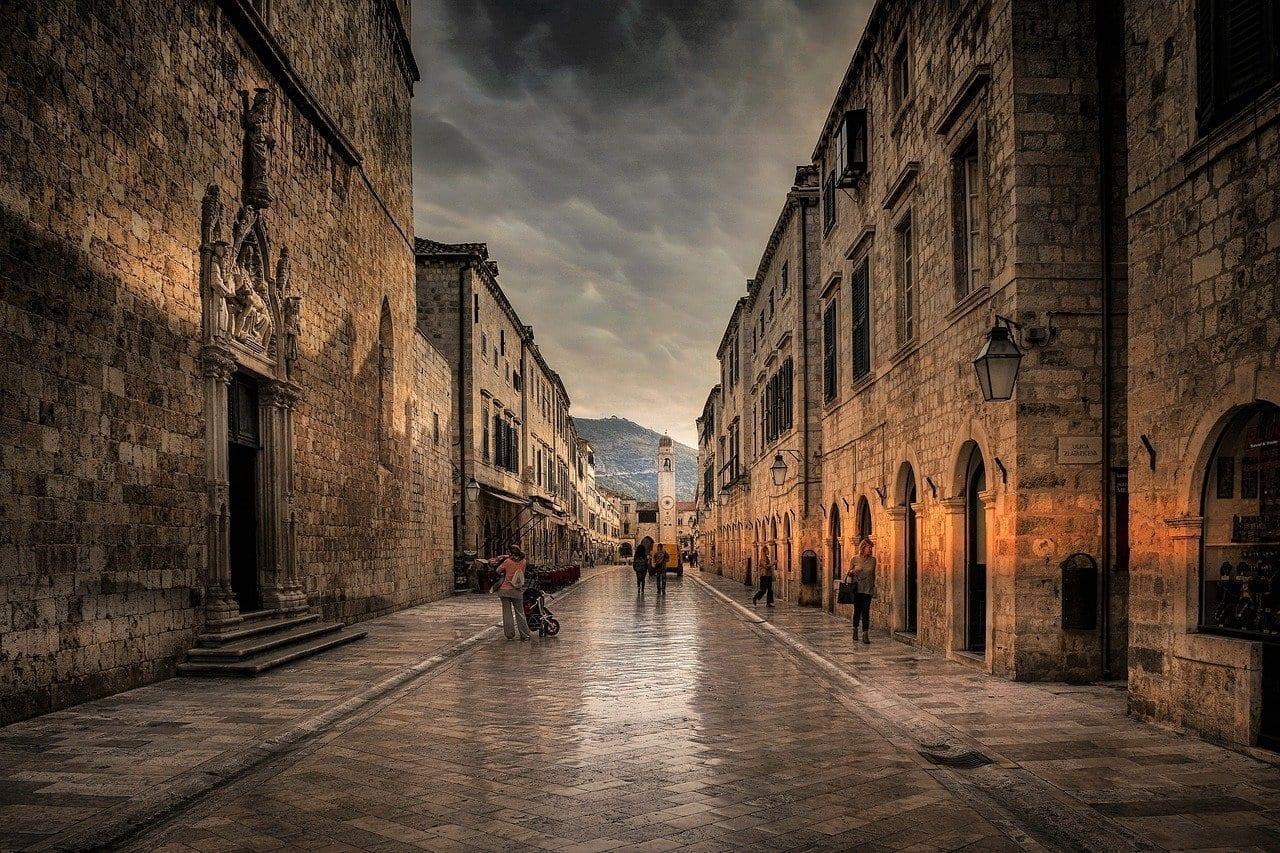 Dubrovnik Croacia Dubrovnic Croacia