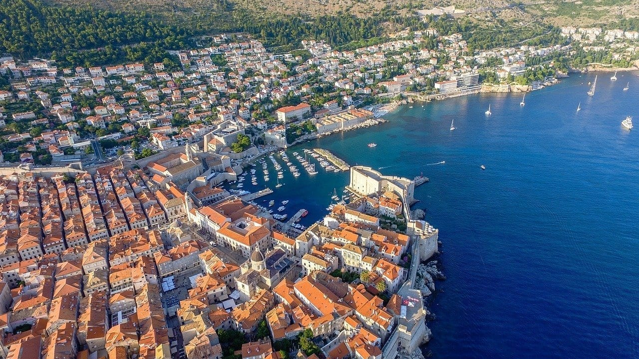 Dubrovnik Dalmacia Pueblo Viejo Croacia