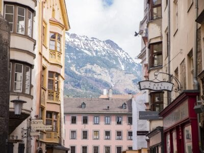 Edad De La Ciudad Innsbruck Austria