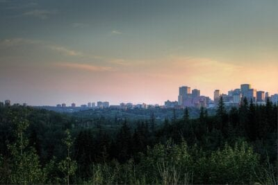 Edmonton Canadá Ciudad Canadá