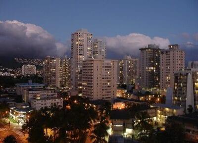 Ee Uu Hawaii Honolulu Estados Unidos
