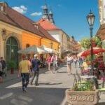 Eger Hungría Ciudad Hungría
