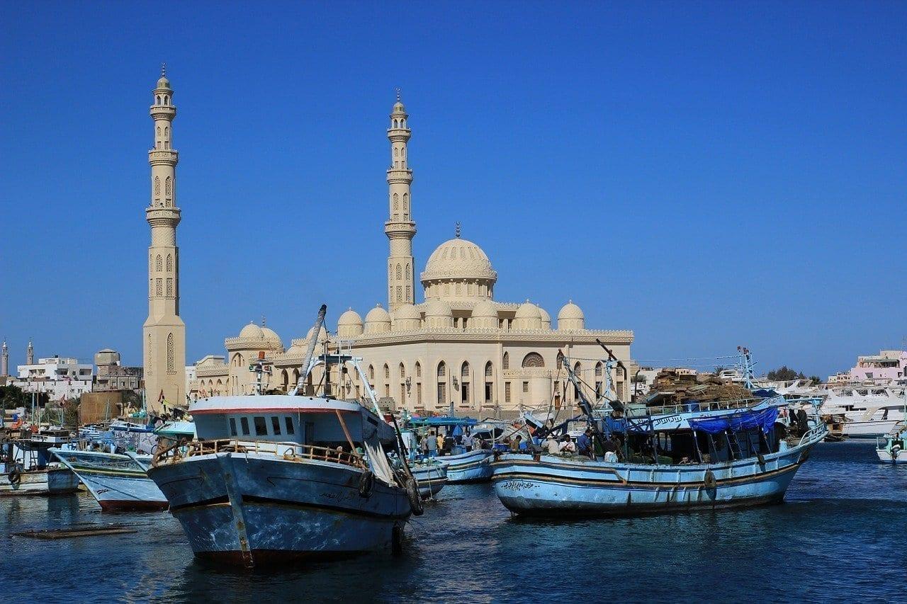 Egipto Hurghada Mar Rojo Egipto