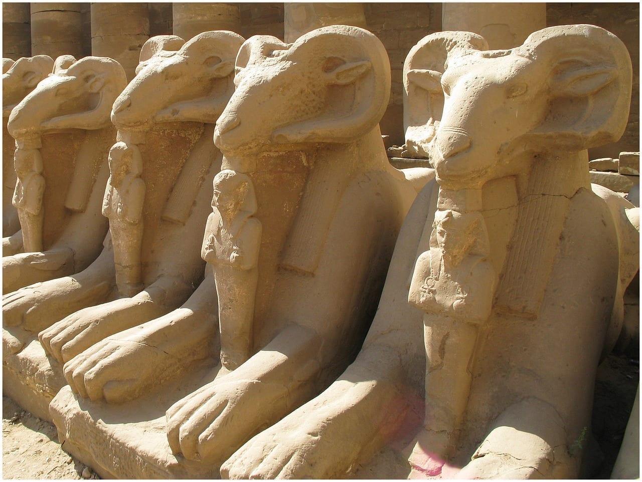 Egipto Luxor Faraónico Egipto