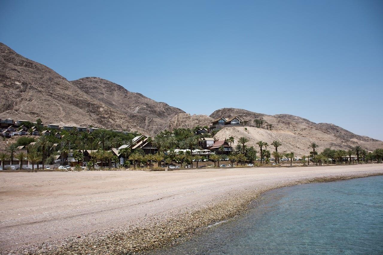Eilat Desierto Israel Israel