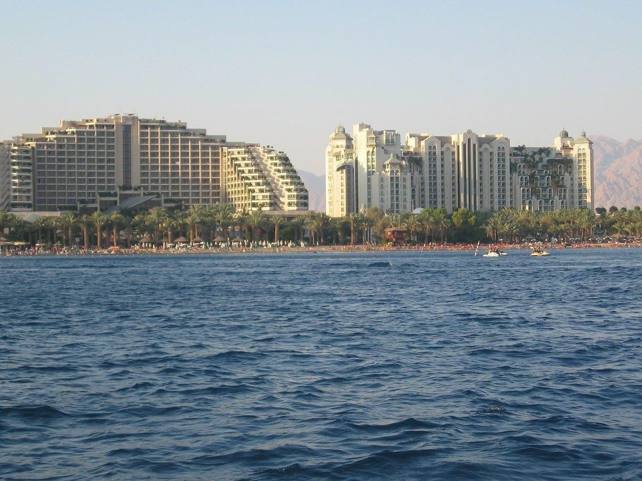 Eilat Israel Mar Israel