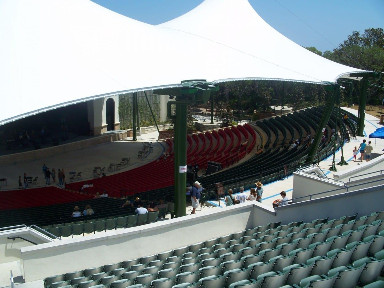 El Anfiteatro es uno de los lugares más rentables de su tamaño en el país. Saint Augustine FL Estados Unidos
