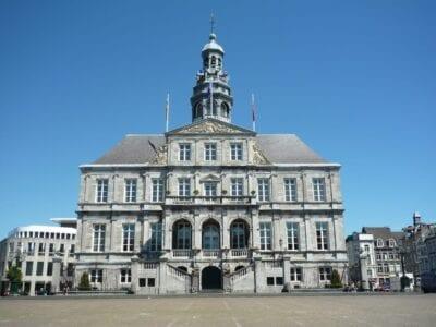 El Ayuntamiento de Maastricht Maastrich Países Bajos
