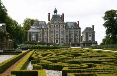 El Castillo de Balleroy Bayeux Francia