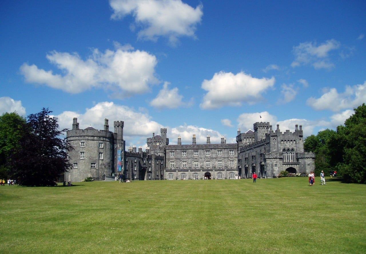 El castillo de Kilkenny Kilkenny Irlanda