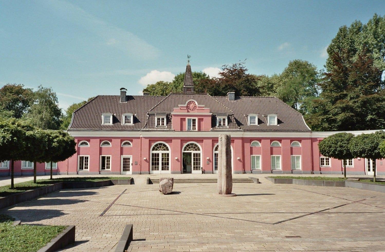 El castillo de Oberhausen Oberhausen Alemania