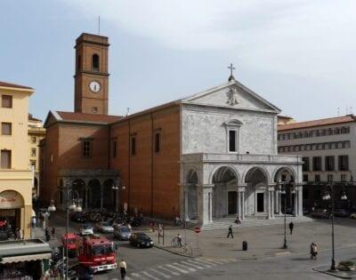 El Duomo de Livorno Livorno Italia
