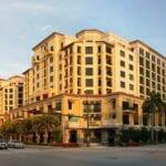 El edificio Art Deco en la intersección de Palmetto Park Rd. y Mizner Blvd. Boca Raton Estados Unidos