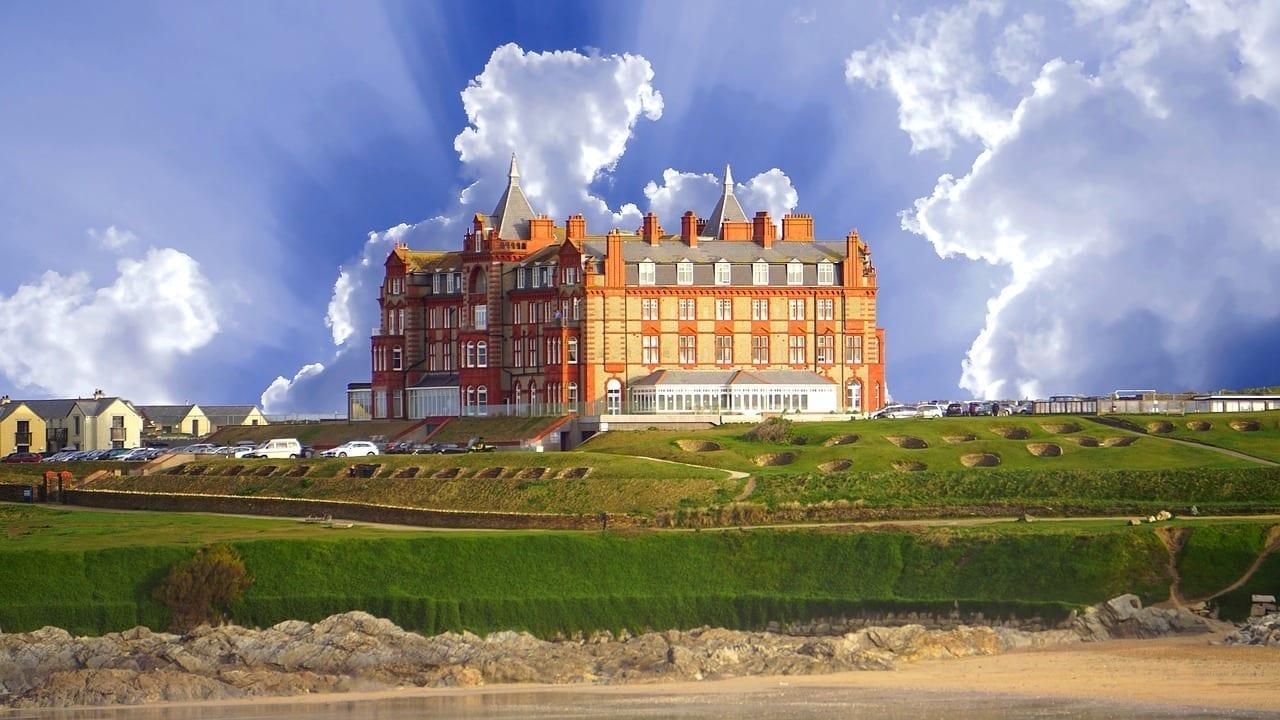El Hotel Promontorio Newquay Reino Unido Reino Unido