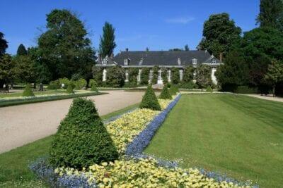 El Jardín de las Plantas Rouen Francia