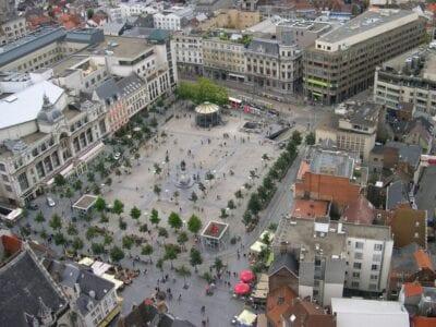 El Lugar Verde Amberes Bélgica