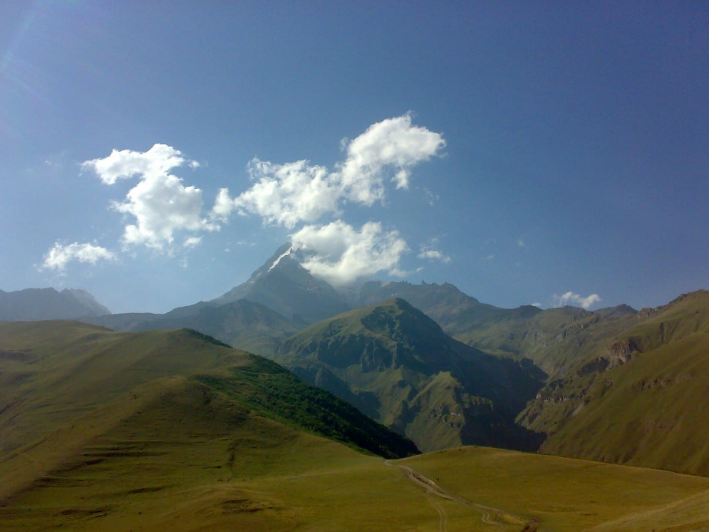El Monte Kazbeg Tiflis Georgia