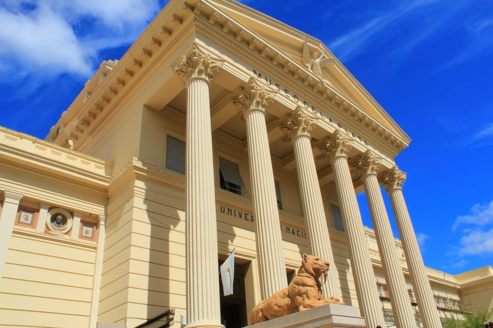 El Museo de Historia Natural de La Plata La Plata Argentina