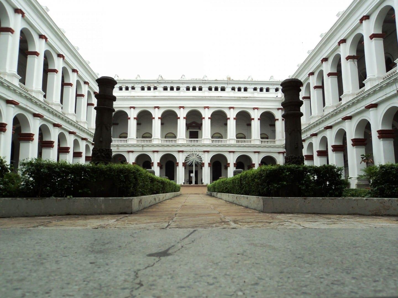 El Museo Indio fue construido en 1814 y es uno de los museos más antiguos de la India Calcuta India