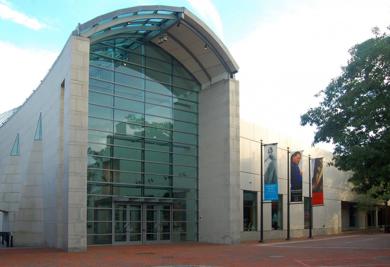 El Museo Peabody de Essex Salem MA Estados Unidos