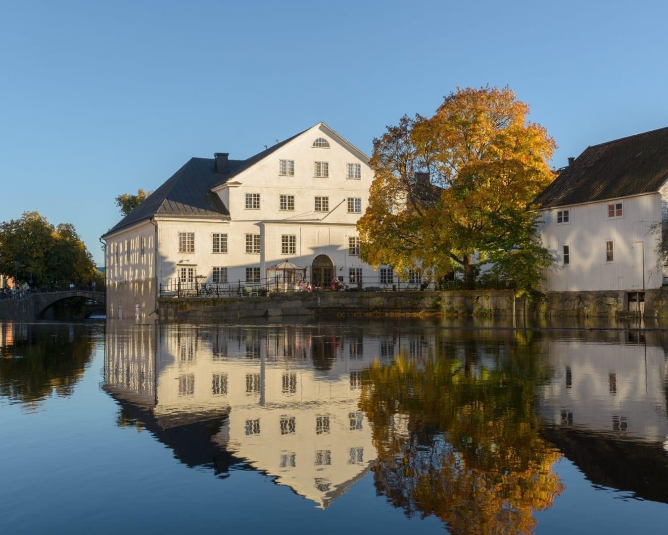 El Museo Uppland Uppsala Suecia