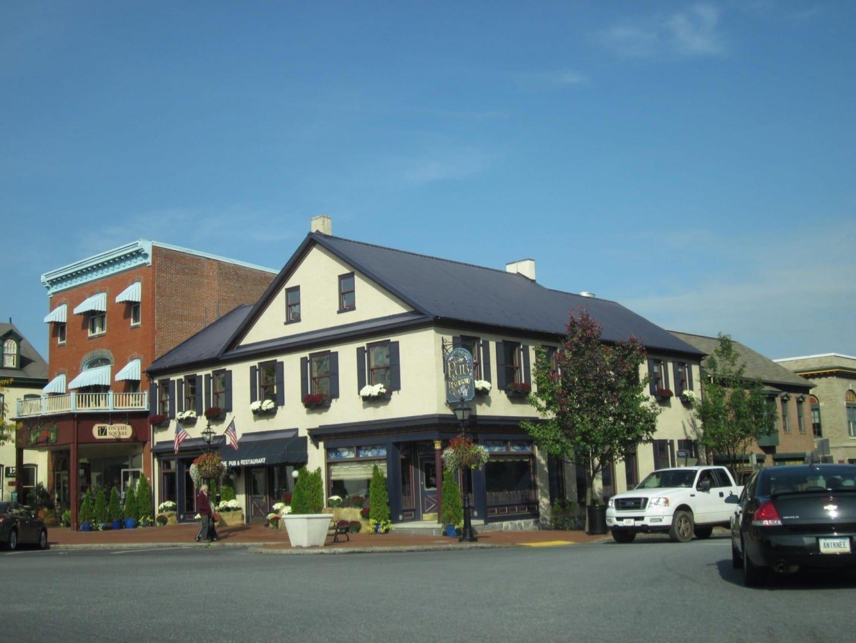 El Pub Gettysburg , PA Estados Unidos