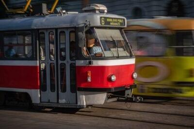 El Tranvía Ciudad Brno República Checa República Checa