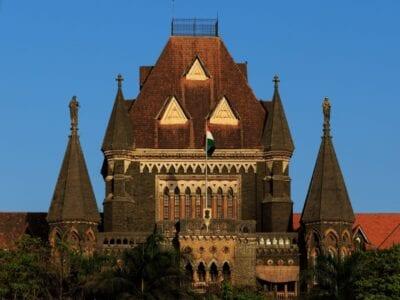 El Tribunal Superior de Bombay, un edificio gótico victoriano Bombay India
