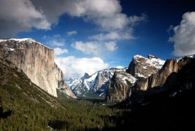 Yosemite Parque Nacional CA