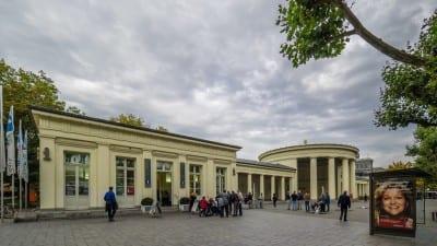 Elisenbrunnen Aquisgrán Alemania