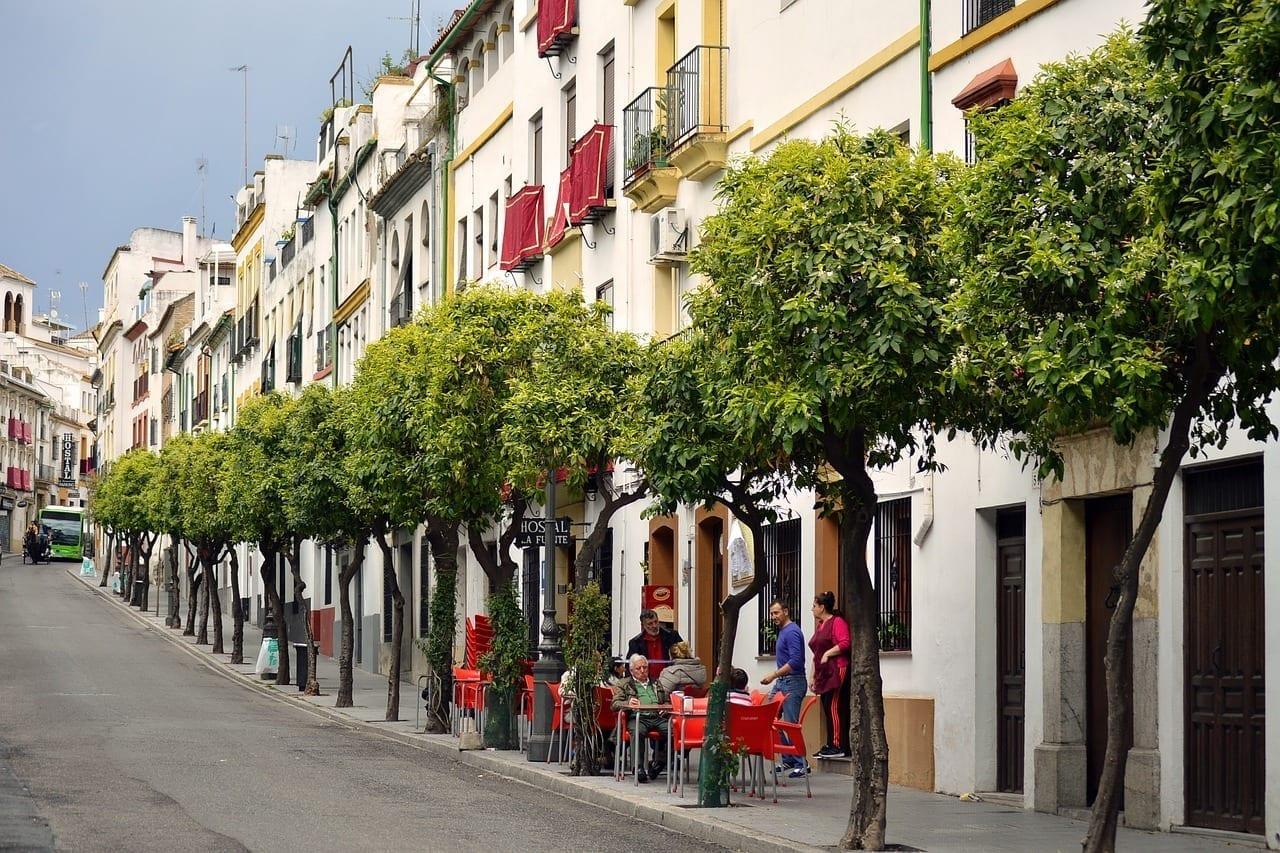 España Córdoba Lenta España