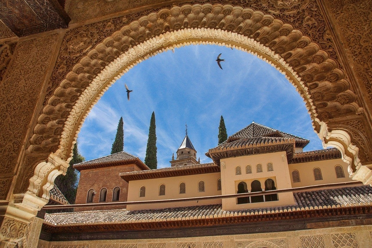 España Granada Alhambra España
