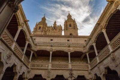 España Salamanca Arquitectura España
