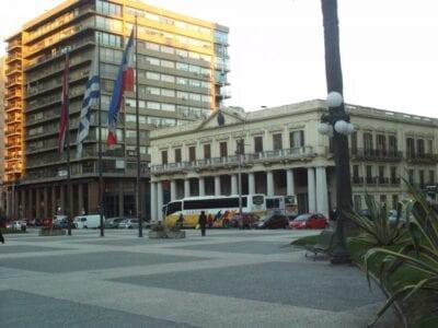 Estévez Palace Montevideo Uruguay
