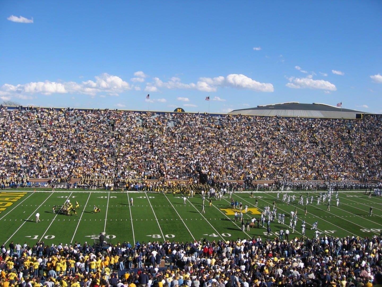 Estadio de Michigan Ann Arbor Estados Unidos
