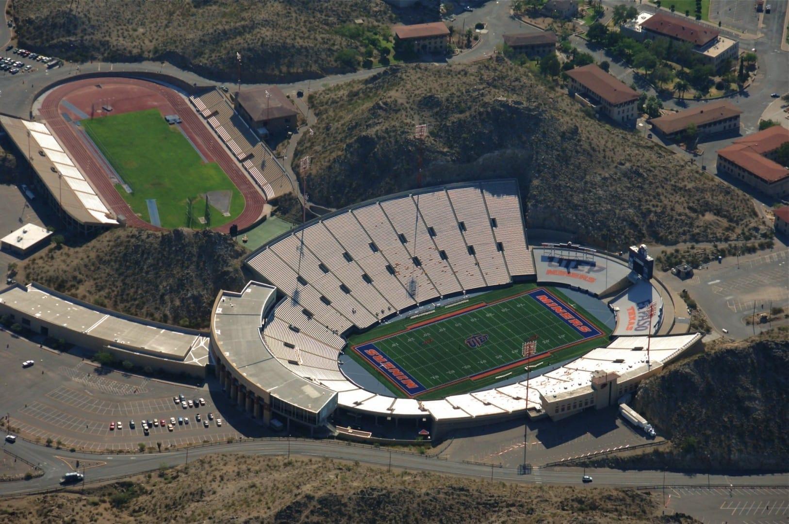 Estadio UTEP Sun Bowl El Paso (Texas) Estados Unidos